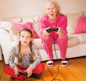 نقش مهم پدر بزرگ و مادر بزرگ ها1